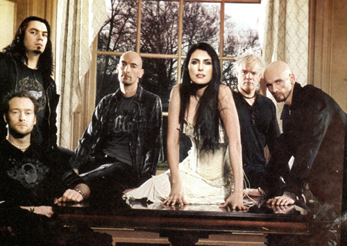 A Second Youth: An Interview with Within Temptation's Sharon den Adel