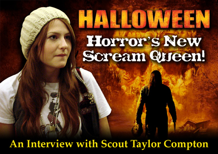 Rob Zombie's Halloween: An interview with Scout Taylor-Compton