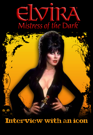 Elvira, The Queen Of Halloween: Interview with an Icon