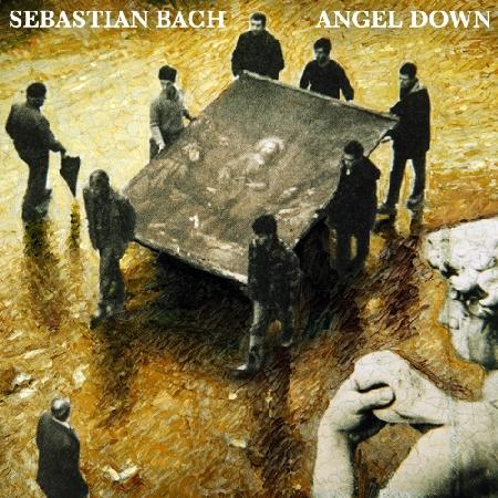 Sebastian Bach – 'Angel Down' – CD Review