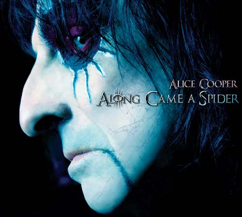 Alice Cooper – 'Along Came A Spider' –  CD Review