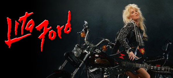 Lita Ford: The Next Chapter In Her Rockin' History