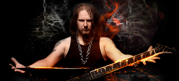Metal Mike Chlasciak: Dispatch From Planet Shred