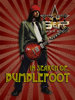 "In Search of … Bumblefoot: An Interview with Ron ""Bumblefoot"" Thal"