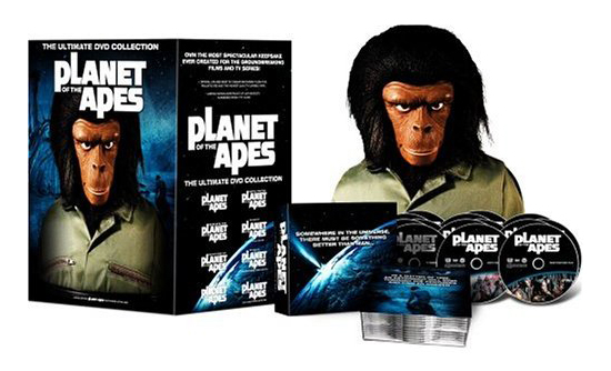 Pick of The Week: Planet of the Apes – The Ultimate DVD Collection
