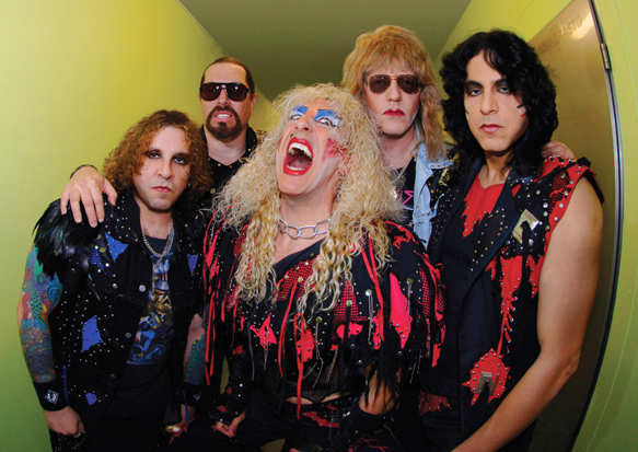 Twisted Sister's A.J. Pero Announced As National Spokesperson For Fallen Blue