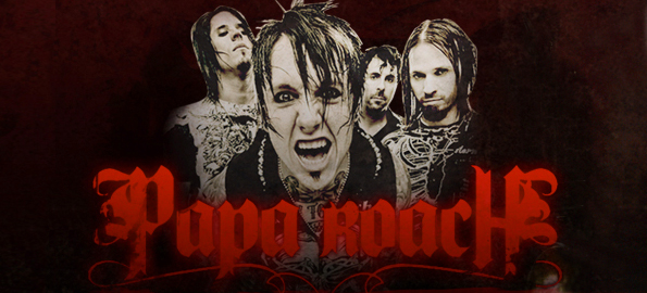 The Metamorphosis of Papa Roach: An Interview with Jerry Horton