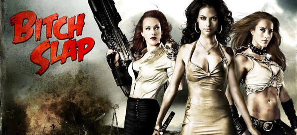 The Bombshells Of 'Bitch Slap' – Julia Voth Talks About Her Explosive Breakout Role!