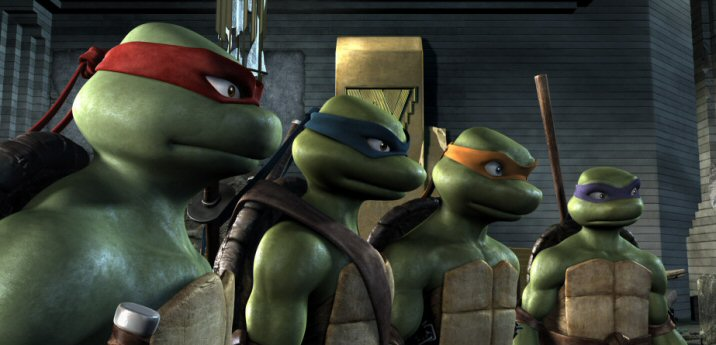 Teenage Mutant Ninja Turtles Back In Action With New Writer