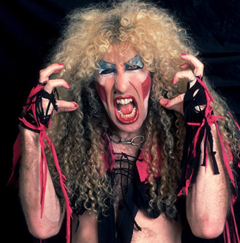 Dee Snider back in the day
