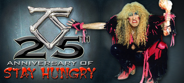 Twisted Sister's Dee Snider Talks 'Stay Hungry' and 'Strangeland: Disciple'