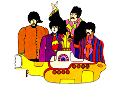 Robert Zemeckis Eyes Remake Of The Beatles 'Yellow Submarine'