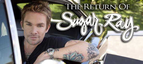 Mark McGrath Talks Sugar Ray and 'Music For Cougars'
