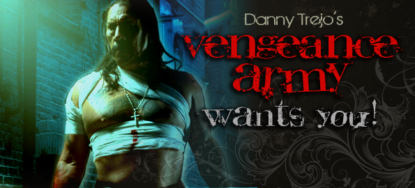 Director Gil Medina Talks Danny Trejo's 'Vengeance'