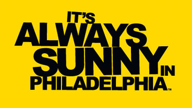 "It's Always Sunny in Philadelphia Go Green With ""Greenman Tweet Week"""