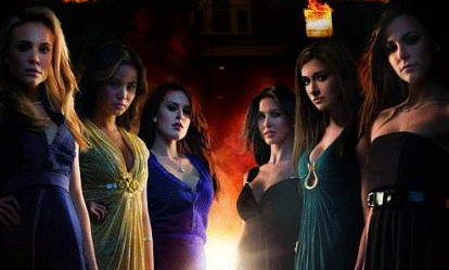 'Sorority Row' Gets A Brand New Theatrical One Sheet