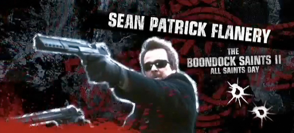 "Sean Patrick Flanery Talks ""Boondock Saints II: All Saints Day"" And More!"