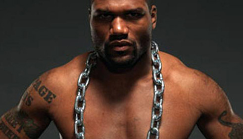 "Quinton ""Rampage"" Jackson Joins 'The A-Team'"