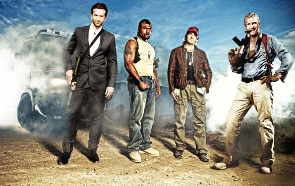 'The A-Team' – First Official Photo From The Film Unleashed!