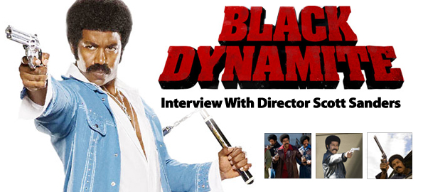Director Scott Sanders Talks 'Black Dynamite' Film and Animated Series