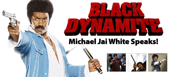 Michael Jai White Talks About His Explosive Role In 'Black Dynamite' And More!