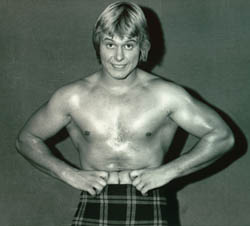 A Young Roddy Piper