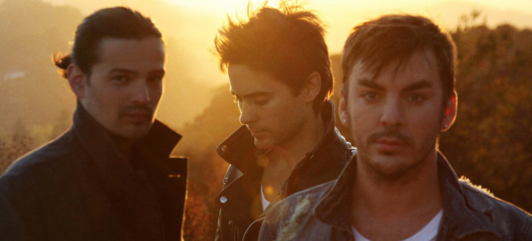 "Thirty Seconds To Mars Release Uncensored Version of ""Hurricane"" Short Film"