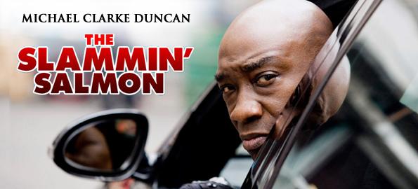 Comedy's New Champ: Michael Clarke Duncan Talks 'The Slammin' Salmon'