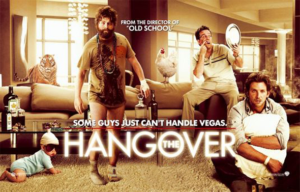 Pick of the Week: 'The Hangover' On Blu-Ray Disc
