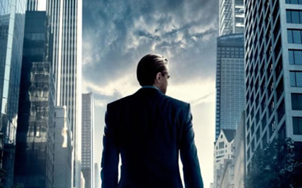 First Theatrical Poster For Christopher Nolan's 'Inception' Revealed!
