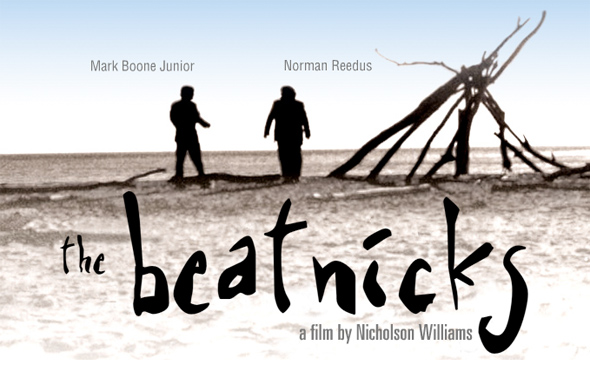 Norman Reedus and Mark Boone Jr. Shine In 'The Beatnicks'