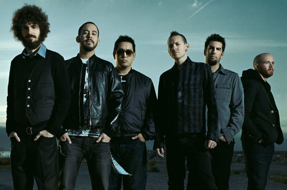 Linkin Park Designs T-shirt To Support of Music for Relief's Power The World