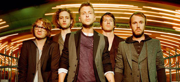 """Go Behind-The-Scenes For The Making Of OneRepublic's """"Secrets"""" Video"""