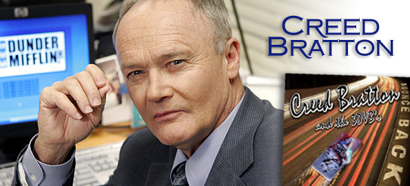 The Office's Creed Bratton Discusses His Musical Roots & New Album!