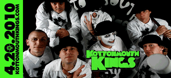 Long Live The Kings! – Kottonmouth Kings Return With Explosive New Album!