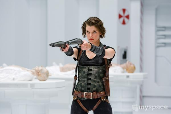 First Photos From Paul W.S. Anderson's 'Resident Evil: Afterlife'