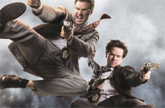 First Trailer For 'The Other Guys' Starring Will Ferrell and Mark Wahlberg