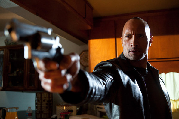Dwayne Johnson Back To His Action Roots In Explosive 'Faster' Trailer
