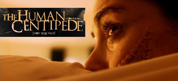 Director Tom Six Talks 'The Human Centipede: First Sequence' and More!