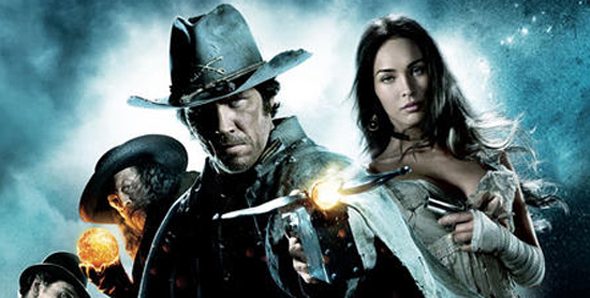 Explosive New Trailer For 'Jonah Hex' Unleashed!