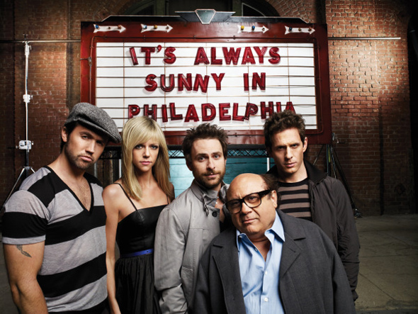 'It's Always Sunny In Philadelphia' Cast Members Launch Mac's Tavern In Philly