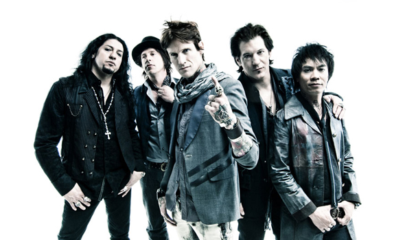 Buckcherry, Hellyeah, All That Remains & The Damned Things Join Forces For 2011 Jägermeister Music Tour