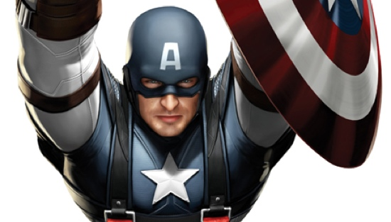 First Look At Chris Evans As Captain America In Concept Images