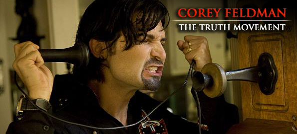 Corey Feldman Discusses The Truth Movement, Lost Boys 3 and Much More!