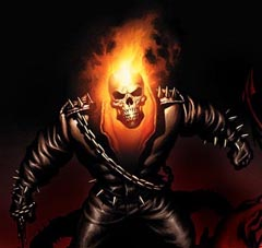 Columbia Pictures Fires Up Sequel To 'Ghost Rider'