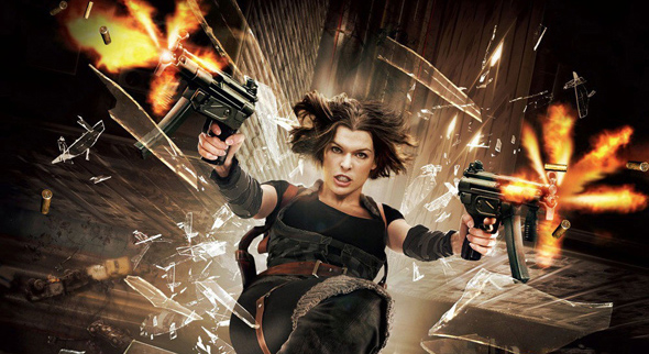 New Theatrical Poster For 'Resident Evil: Afterlife' Unleashed!