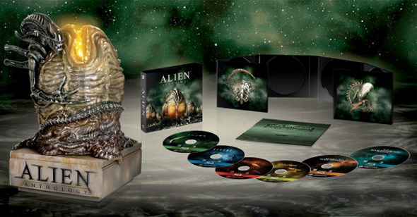 ALIEN ANTHOLOGY: The Ultimate Collection Spawns On October 25th!