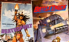 Collector's Editions of 'Deathsport' and 'BattleTruck' To Be Unleashed on August 3rd by Shout! Factory