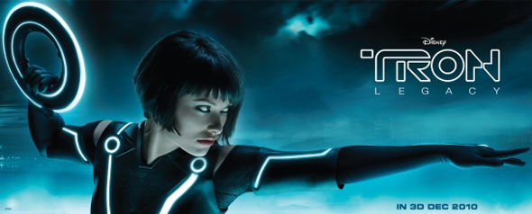 New Mind-Blowing Trailer For 'Tron Legacy' Unleashed!