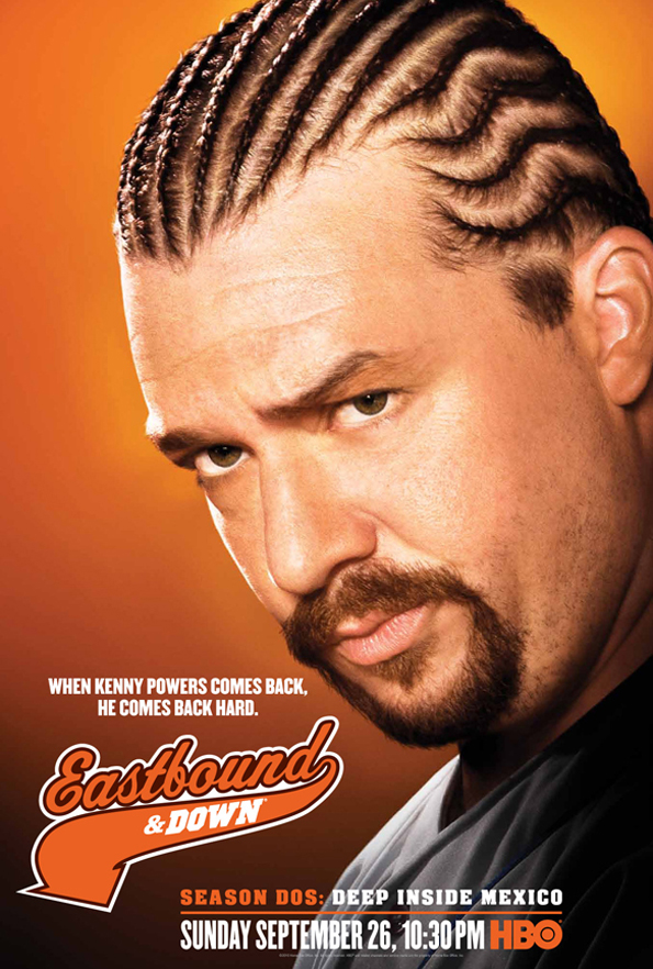 New Extended Trailer For HBO's 'Eastbound and Down' Unleashed!